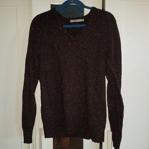7 For Mankind Oversized Wool/Angora Sweater Large